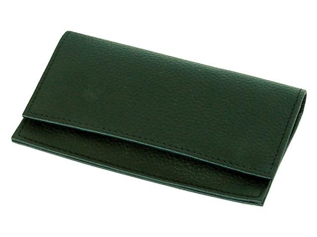 6283 - Καπνοθήκη EGOIST PORTATABACCO SOIREE GREEN γνήσιο δέρμα JK06035