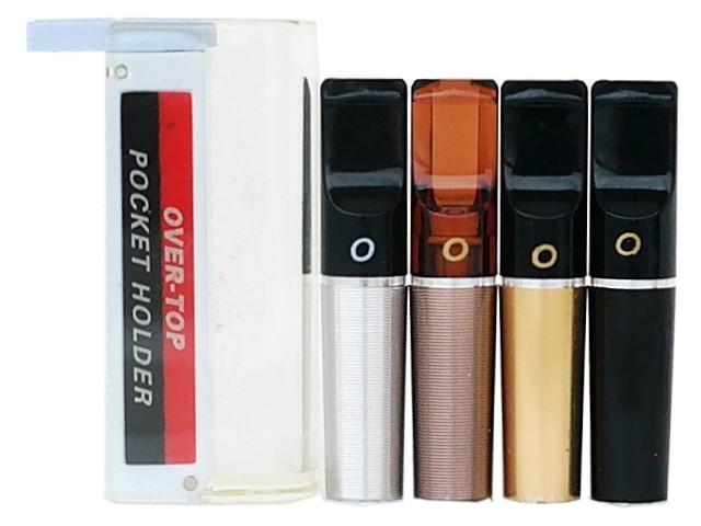 6343 - Πίπα τσιγάρου OVER TOP 0-326 HOLDER 8mm (για κανονικό τσιγάρο)