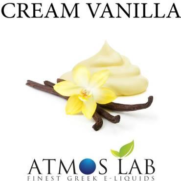 6347 - Άρωμα Atmos Lab Bakery Premium CREAM VANILLA (βανίλια Μαδαγασκάρης και κρέμα)