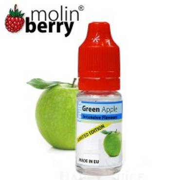 6354 - Άρωμα MolinBerry GREEN APPLE 10ml (πράσινο μήλο)