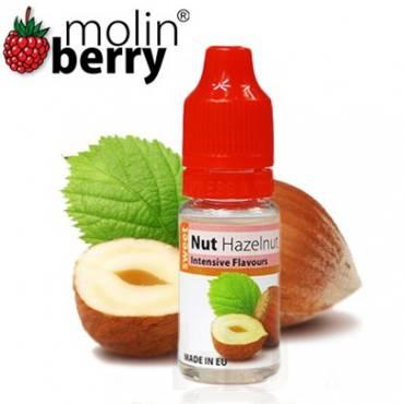Άρωμα MolinBerry NUT HAZELNUT 10ml (φουντούκια)