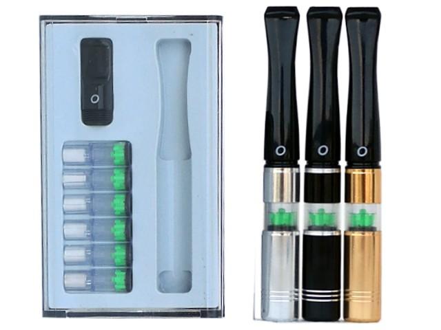 6367 - Πίπα τσιγάρου OVER TOP 0-327 EJECT SYSTEM 8mm (με μακρύ και κοντό επιστόμιο)