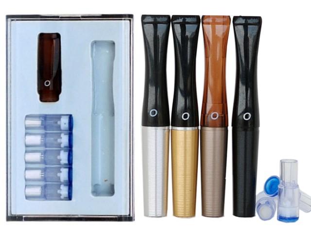 6369 - Πίπα τσιγάρου OVER TOP 0-323A HOLDER 8mm (με μακρύ και κοντό επιστόμιο)