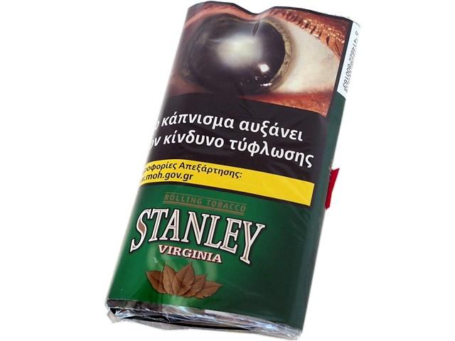 6423 - Καπνός στριφτού STANLEY VIRGINIA 30gr