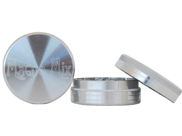 Τρίφτης καπνού MAGNO MIX by CNC 50mm 04916 (αλουμίνιο)