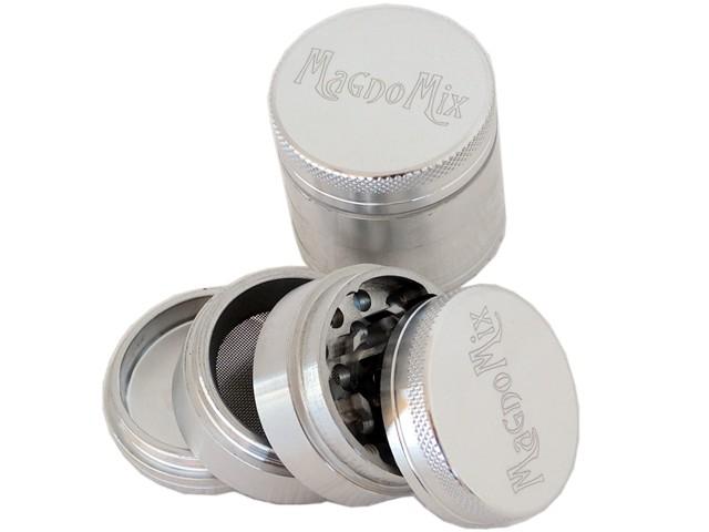 Τρίφτης καπνού MAGNO MIX by CNC 40mm 04914 (αλουμίνιο)
