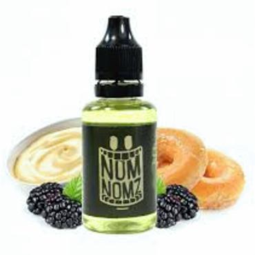 6642 - Άρωμα NOM NOMZ DOUGH BOY 30ml (ντόνατς με κρέμα και βατόμουρο)