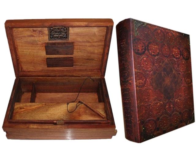 ORIGINAL KAVATZA MINI BOOK BOX The Pi Unique BB02