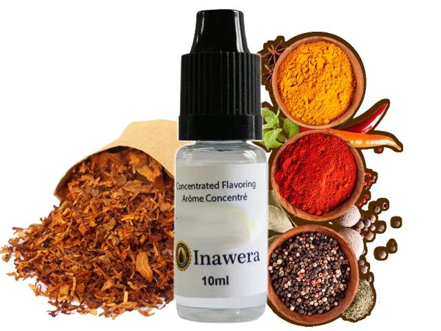 Άρωμα inawera HOT SPICES 10ml (καπνικό με πικάντικη γεύση)