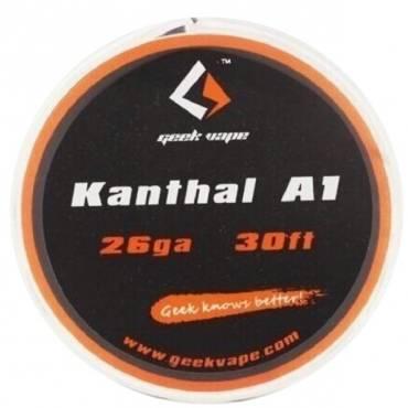 Σύρμα Geek Vape Kanthal A1 26GA 30ft