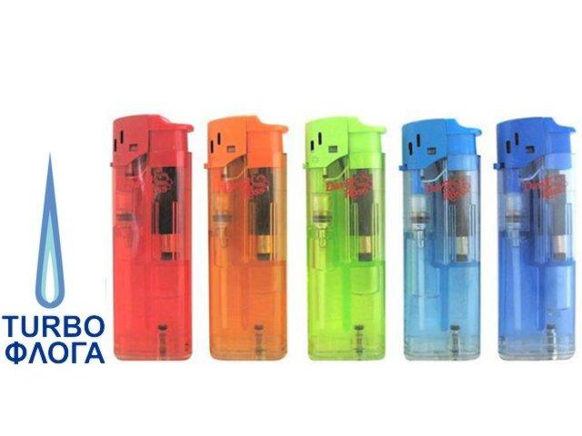 Αναπτήρας αντιανεμικός David Ross 2965C Turbo Coloured