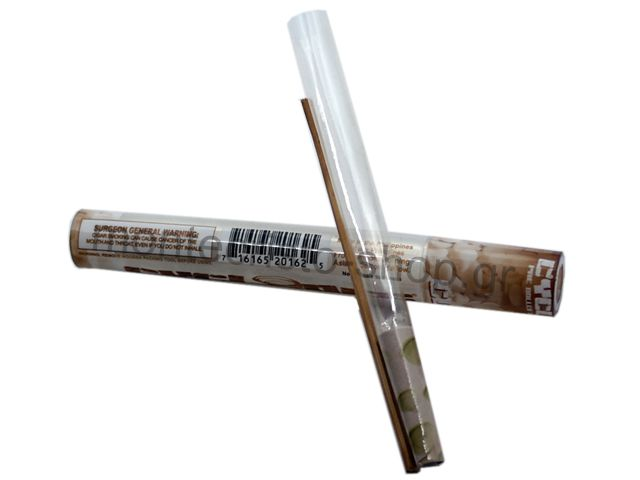 7063 - Cyclones Clear White Chocolate Pre Rolled Transperant Cone (λευκή σοκολάτα)