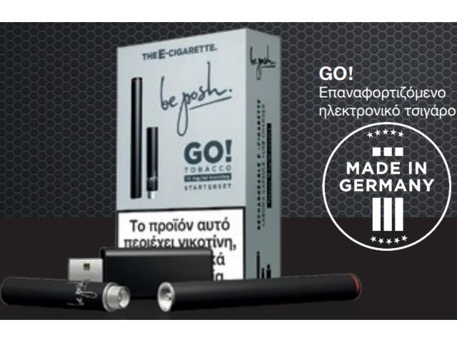 Be Posh Go Starter Kit Ηλεκτρονικό τσιγάρο