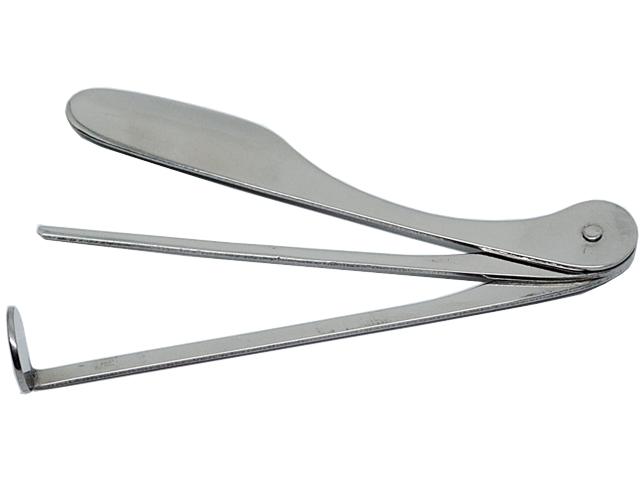 7160 - Εργαλείο για πίπα καπνού Lepekoff 46218 (stainless steel)