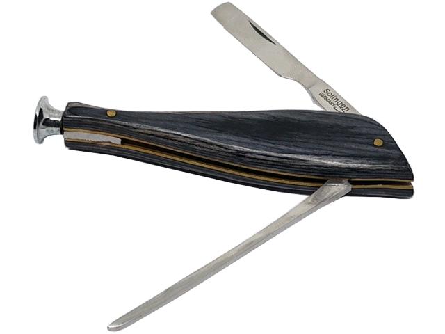 7161 - Εργαλείο για πίπα καπνού Lepekoff 46202-000 GREY (Solingen ανοξείδωτο ατσάλι)