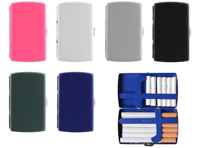 Ταμπακιέρα ATOMIC Cigarette Case Multi Rubber 0410645 (κανονικά τσιγάρα)