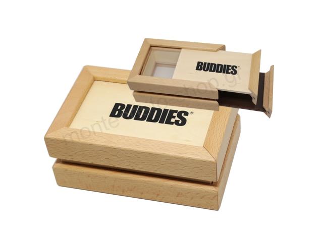 7178 - Κόσκινο WODDEN BUDDIES BOX SIFTER SMALL 12485