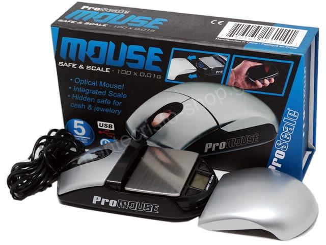 Ζυγαριά Proscale Mouse (100gr - 0.01gr)