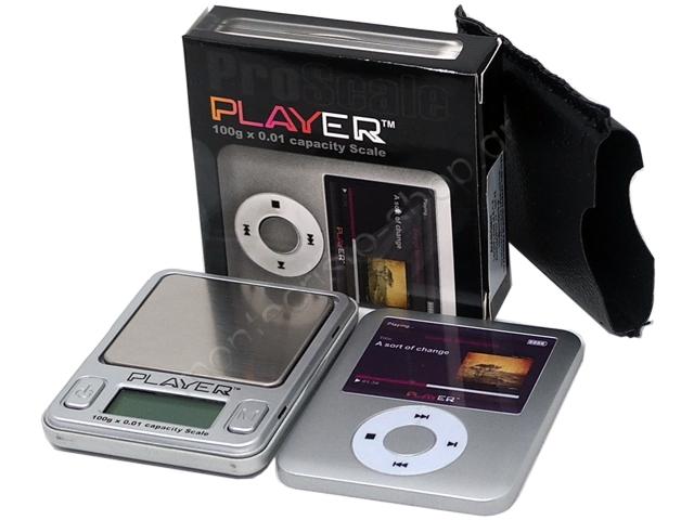 Ζυγαριά ακριβείας PROSCALE PLAYER 100g x 0,01g IPOD