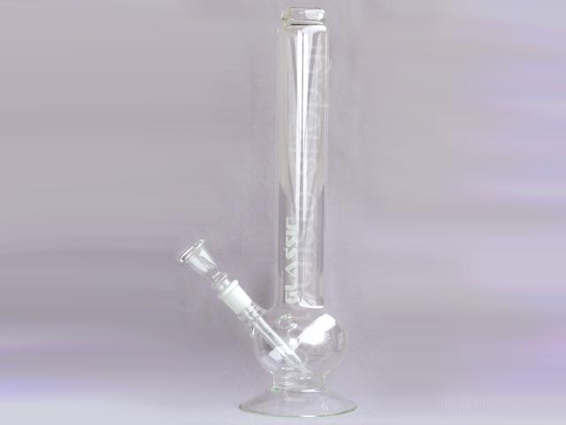 Γυάλινο μπονγκ GLASSIC BOUNCER GLASS BONG ICE 38cm 01216