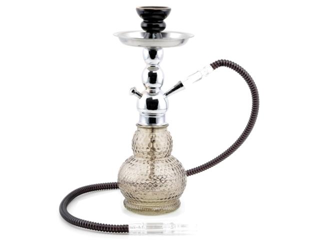 7752 - Ναργιλές ATOMIC Hookah 30cm Calabash Smoke 0230492
