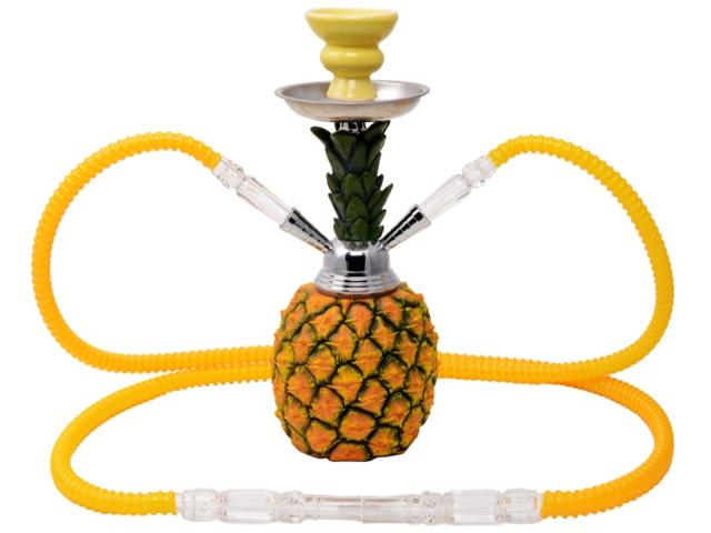 7870 - Ναργιλές Atomic Hookah 30cm Pineapple 0230675