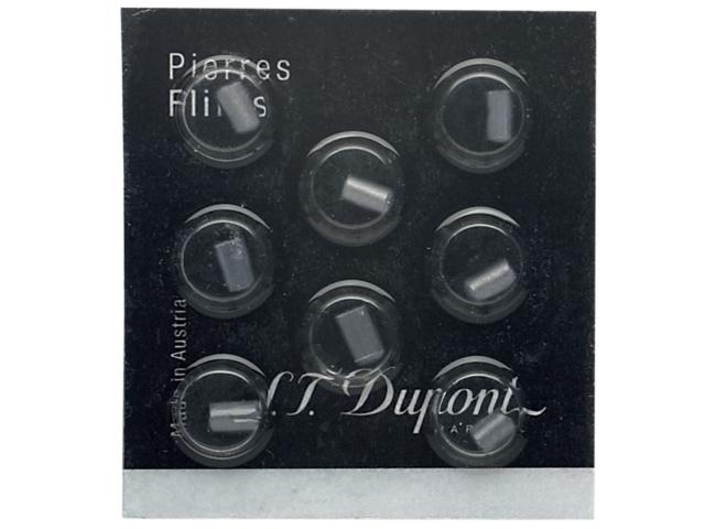 7929 - Πέτρες για αναπτήρες ST Dupont BLACK LIGHTER FLINT 900600