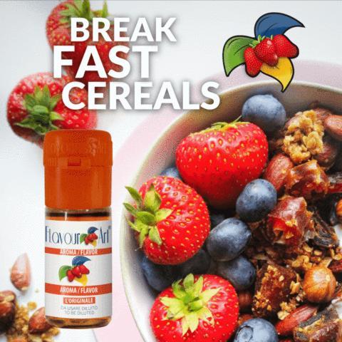 7936 - Άρωμα Flavour Art BREAKFAST CEREALS (δημητριακά με σοκολάτα και φρούτα) 10ml
