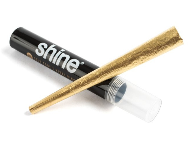 Shine Gold Cone Midas King Size