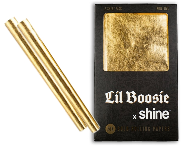 Lil Boosie X Shine King Size 2-Sheet Pack