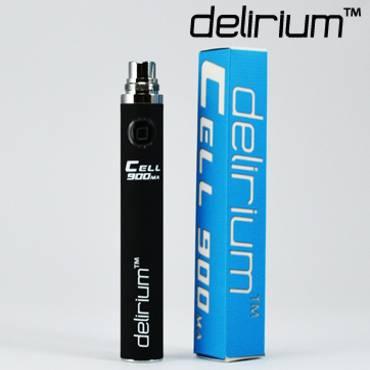 Μπαταρία eGo DELIRIUM CELL eGo 900mA μαύρη