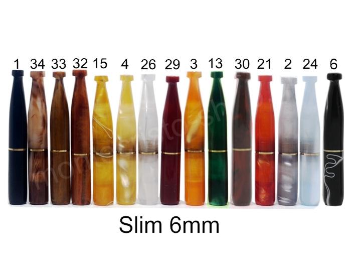 8174 - PIPEX ΑΚΡΥΛΙΚΗ SLIM ΠΙΠΑ ΤΣΙΓΑΡΟΥ 6mm