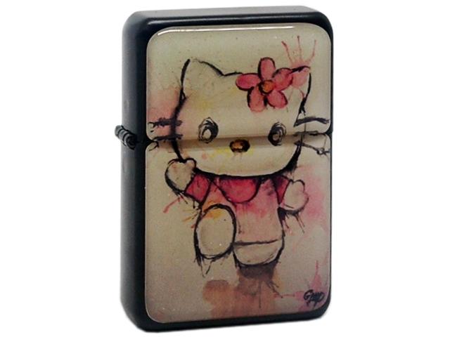 8209 - Αναπτήρας Atomic Hello Kitty