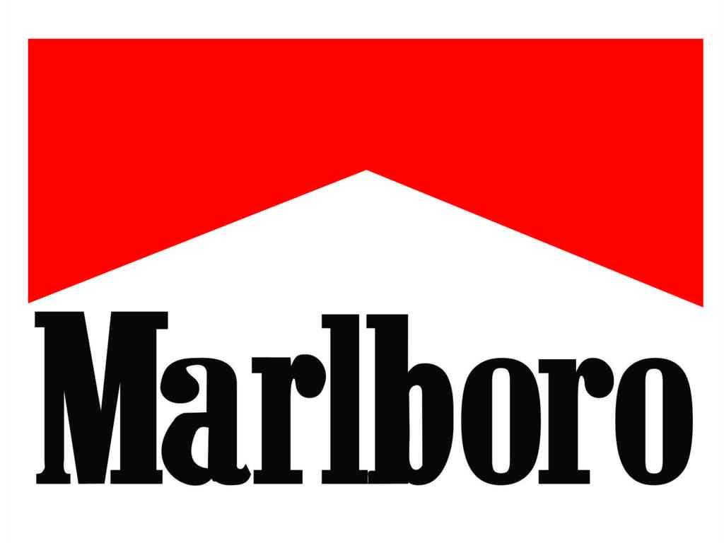 Χαρτάκια Marlboro
