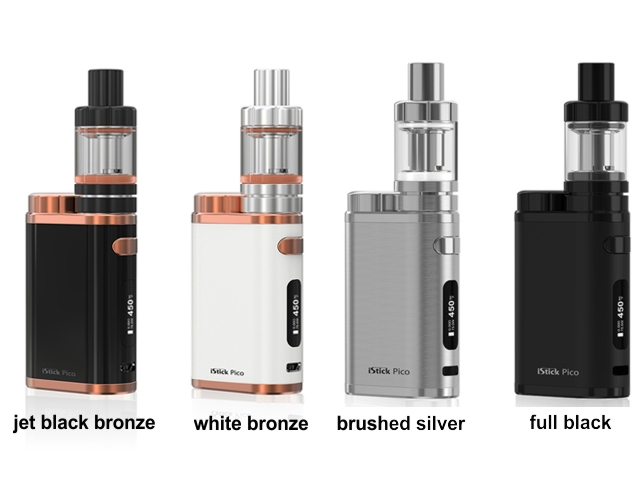 Eleaf  iStick Pico 75 TCR Kit (Melo III mini + iStick TC 75w + USB)
