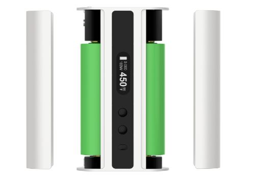 iStick TC 100w by ELEAF (upgrade to 120W)