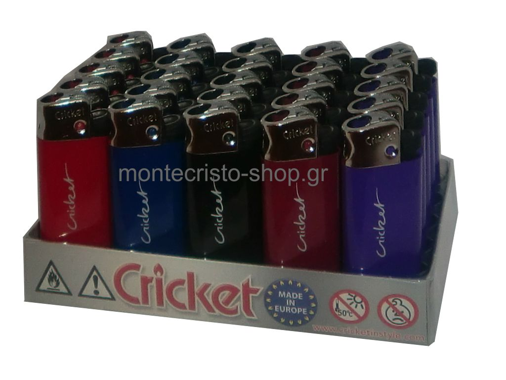 ��������� Cricket Simplicity, ����� 25 ���, (€0,35 � ���������) Made in H