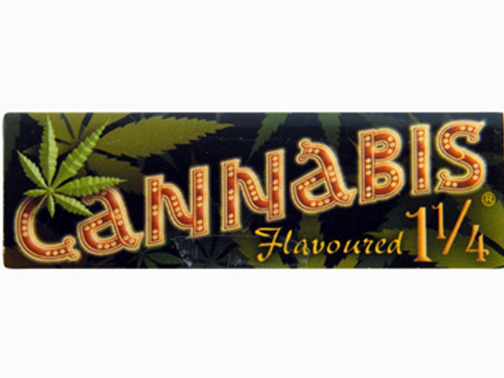 Χαρτάκια αρωματικά Cannabis