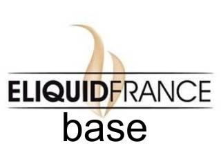 Βάσεις Eliquid France