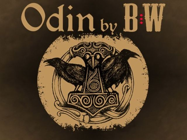 Odin by Baker White