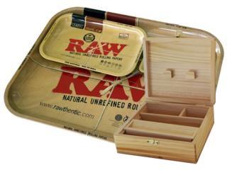 Κουτιά & Δίσκοι RAW TRAYS