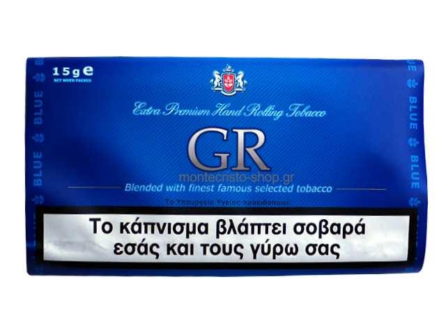 2292 - Καπνός για στριφτό GR Blue 15 gr