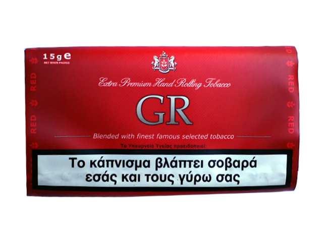 2289 - Καπνός για στριφτό GR RED 15 gr