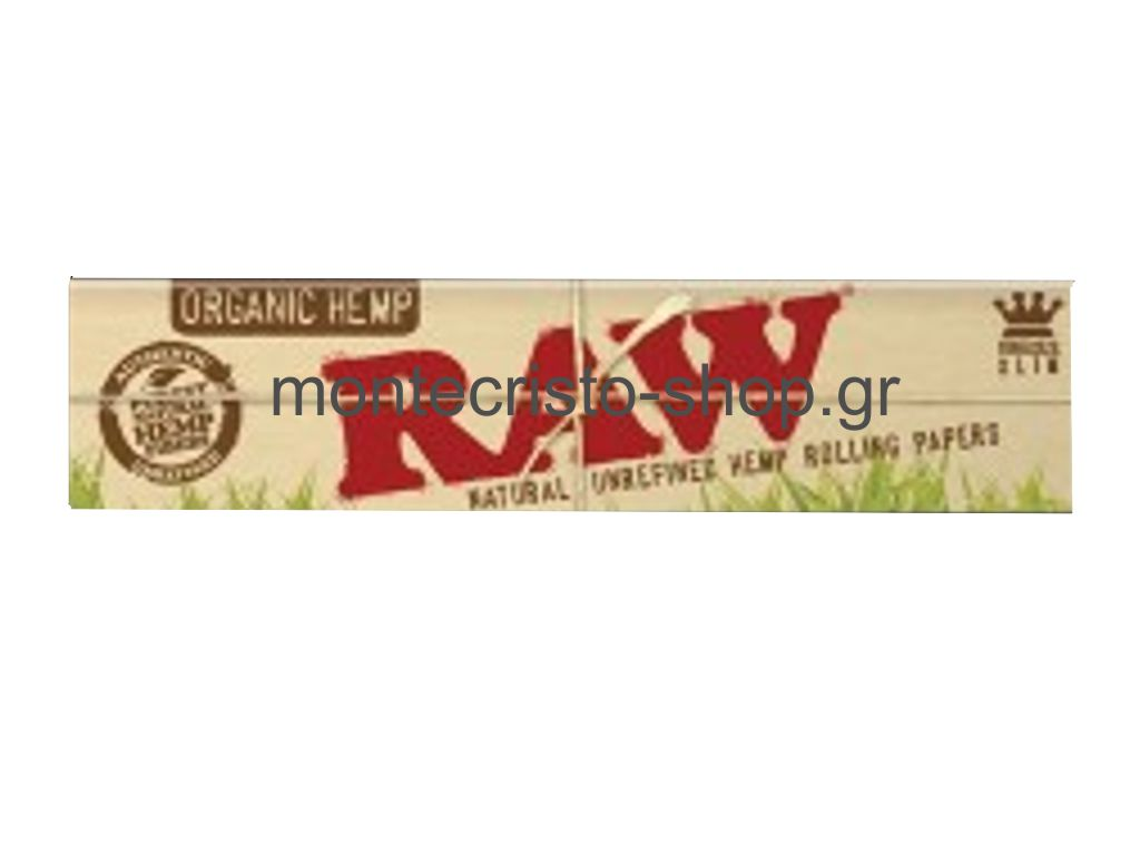 ������� Raw Organic King Size slim ��������� ������� 32 �����