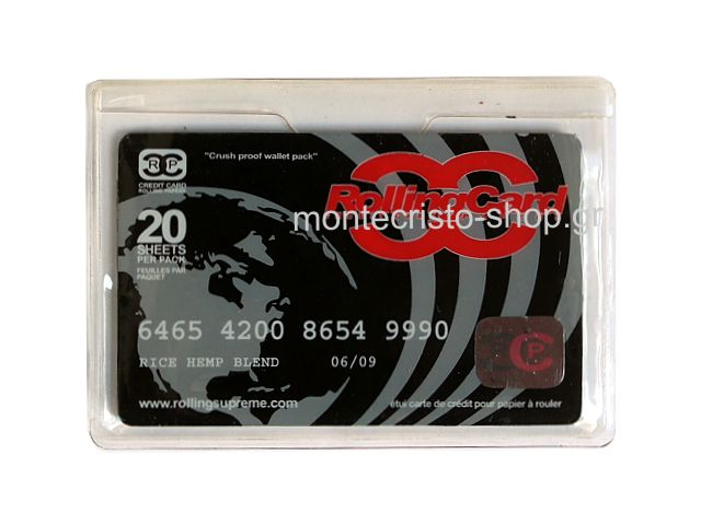 2207 - Χαρτάκια Στριφτού Rolling Card 1 και 1/4 με 20 φύλλα