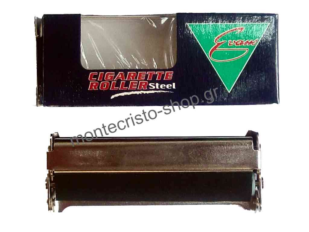 Μηχανή στριφτού EVANS CIGARETTE ROLLER STEEL 70mm