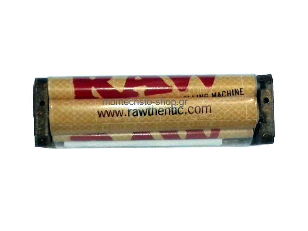 Μηχανή στριφτού Raw Ecoplastic 79mm (για 1 & 1/4) με ανταλλακτική ταινία
