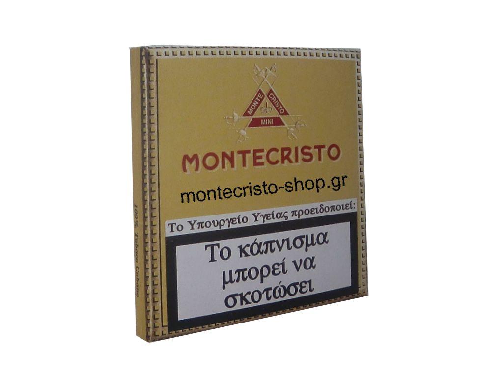580 - Montecristo mini 10s cigarillos