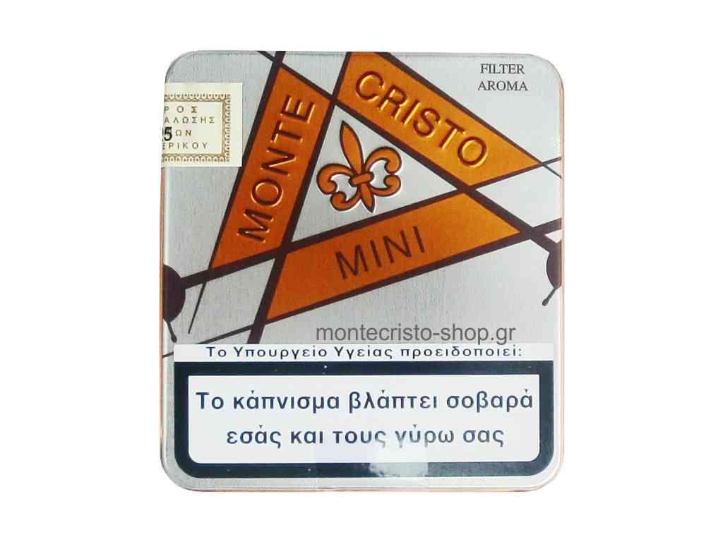 Montecristo Mini Filter aroma 10