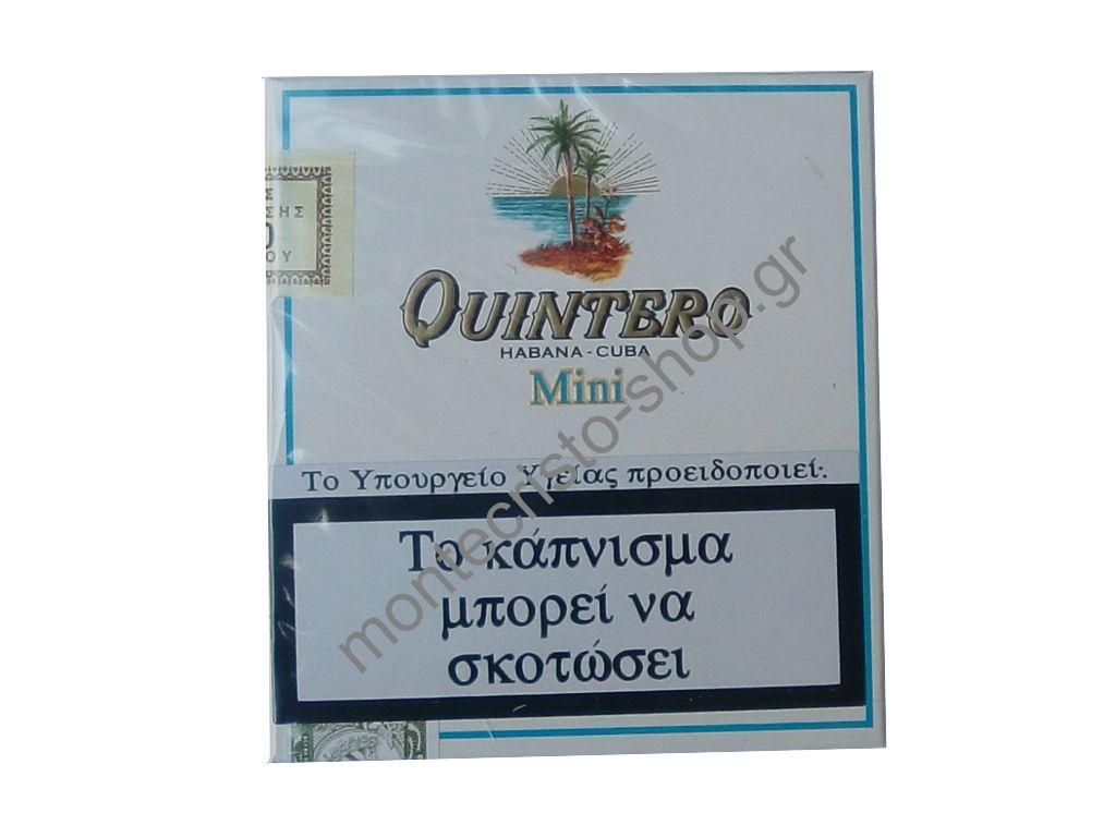Quintero mini 20's cigarillos